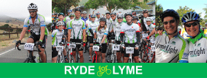 Ryde for Lyme