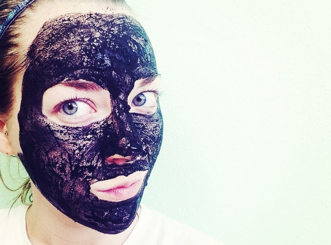 Detox Your Skin With This DIY Charcoal Mask and Essential Oils