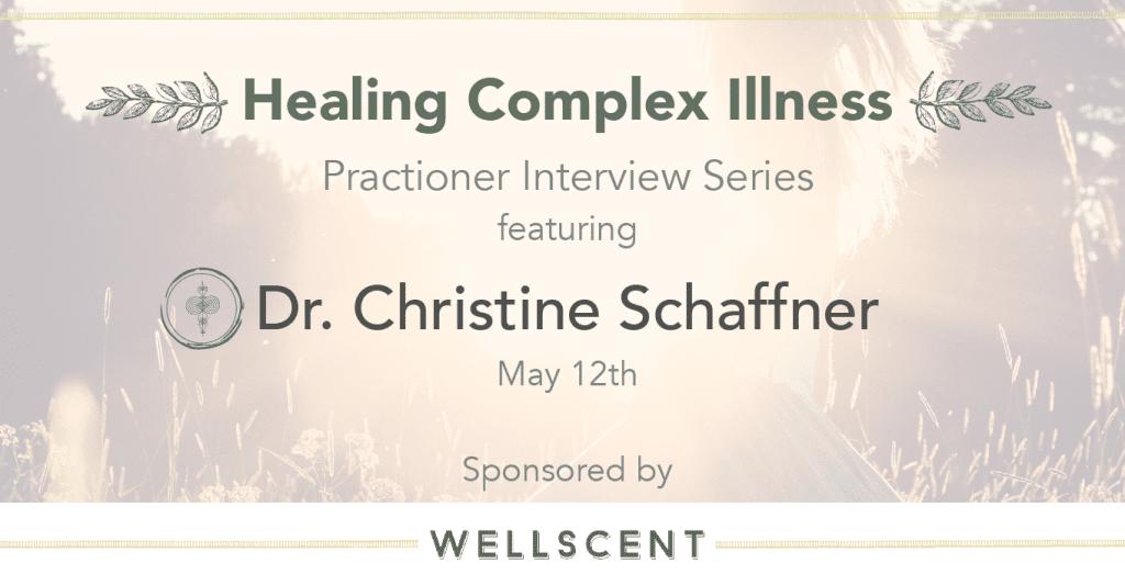 Dr  Christine Schaffner Interview - Well Scent
