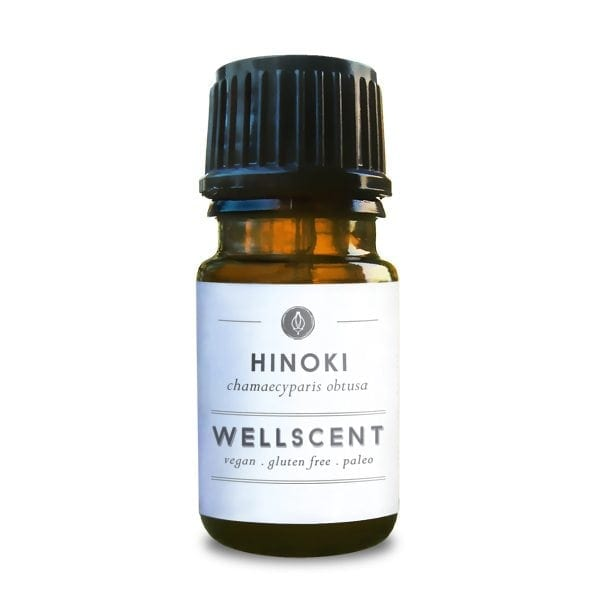 hinoki essential oils